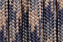 BORED? PARACORD! Brand 550 Paracord Assorted Colors of in 50 and 100 Foot Lengths Made in The USA