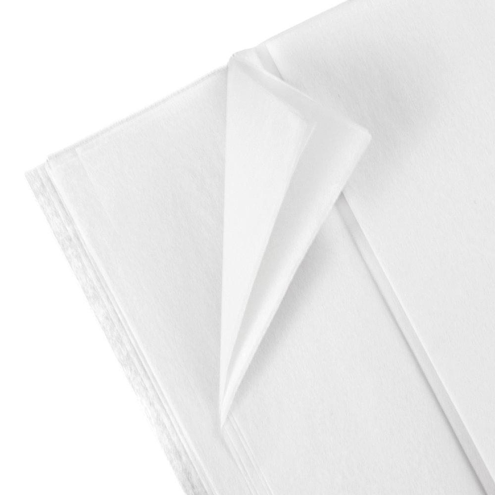 JAM PAPER Tissue Paper - White - 40 Sheets/Pack