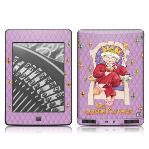 DecalGirl Kindle Touch Skin - Queen Mother (does not fit Kindle Paperwhite)