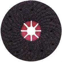 """DEWALT DWAH224C Silicon Carbide C24 Flexible Grinding Disc, 4-1/2"""" x 7/8"""""""