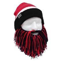 Beard Head Tailgate Series Knit Beanie w/Beard Hat