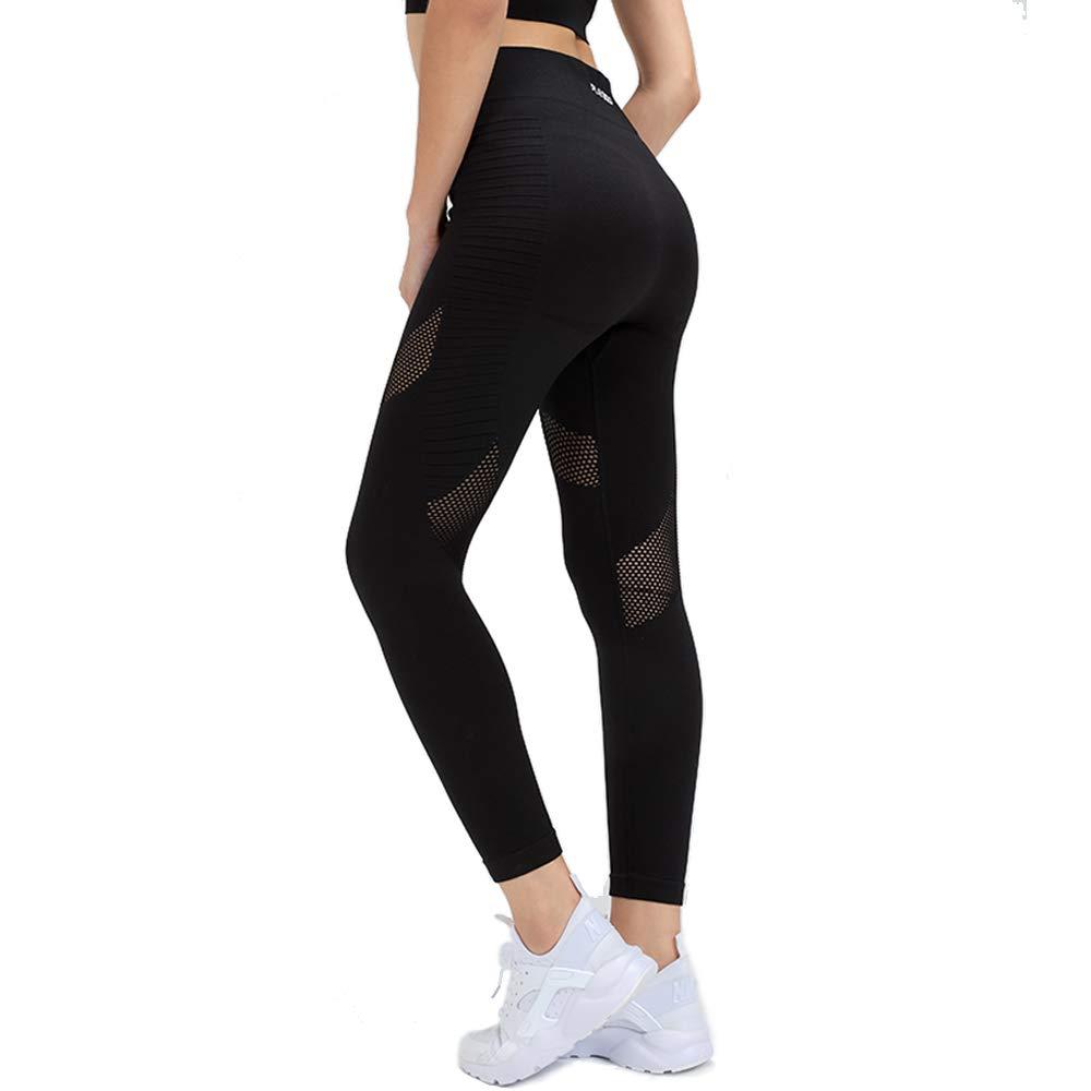 PLAY BOLD Seamless Stylish Women Workout Pants Gym Running Sports Legging Tummy Control Yoga Pants