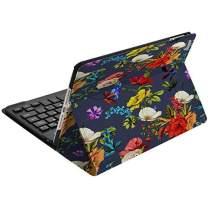Digital Basics Apple iPad 10.5 Compatible Bluetooth Keyboard Portfolio Case, Sargasso Floral