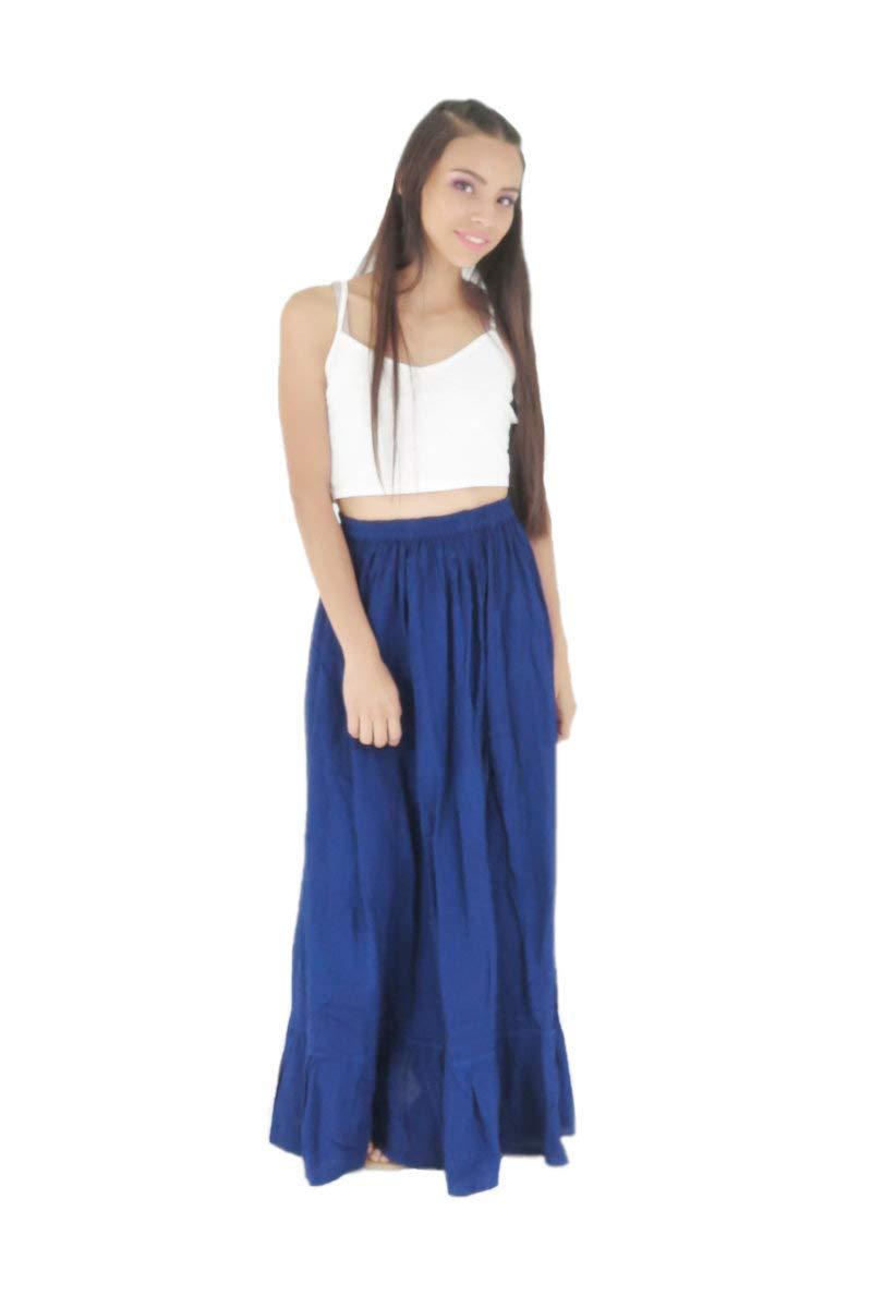 Mexican Clothing Co Womens Mexican Skirt Amatenango Manta