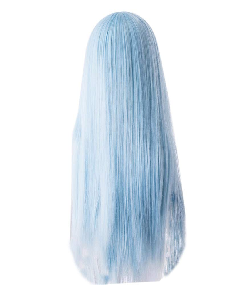 ROLECOS Rimuru Tempest Slime Cosplay Costume Blue Outfit