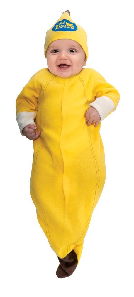 Rubie's Costume Trick Or Treat Sweeties Going Bananas Bunting Costume