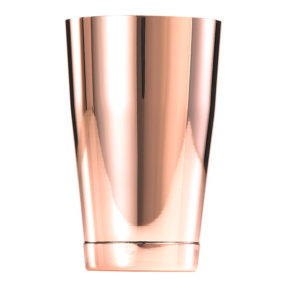 Barfly Cocktail Tin, Small 18 oz (532 ml), Copper