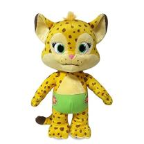 "Snap Toys Word Party - Franny 7"" Stuffed Plush Baby Cheetah from The Netflix Original Series - 18+ Months"