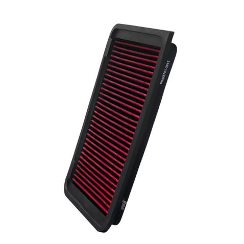 Upgr8 U8701-3915 Hd PRO OEM Replacement High Performance Dry Drop-in Panel Air Filter Red (Fit 2.4L, 2.5L and 2.7L Engine) (Excluding Hybrid Engine)
