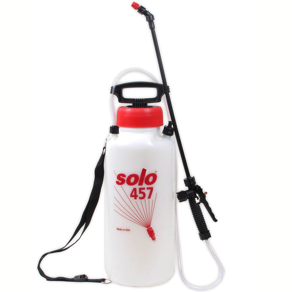 Solo 457 3-Gallon Professional Handheld Sprayer with Carrying Strap