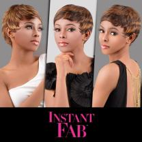 Instant Fab Remy Human Hair Wig Pixie Crop (P4/30)
