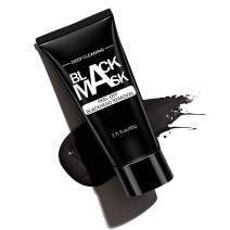 Blackhead Remover Mask, Purifying Black Peel off Charcoal Mask, Pore Removal Peel off Mask Blackhead Acne Black Mud Facial Mask