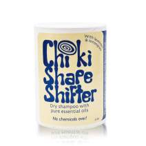 Chiki Shape Shifter All Natural No Chemicals Dry Shampoo Clean Oily and Dirty Hair On th Go Volumizing Root Booster Powder 2oz