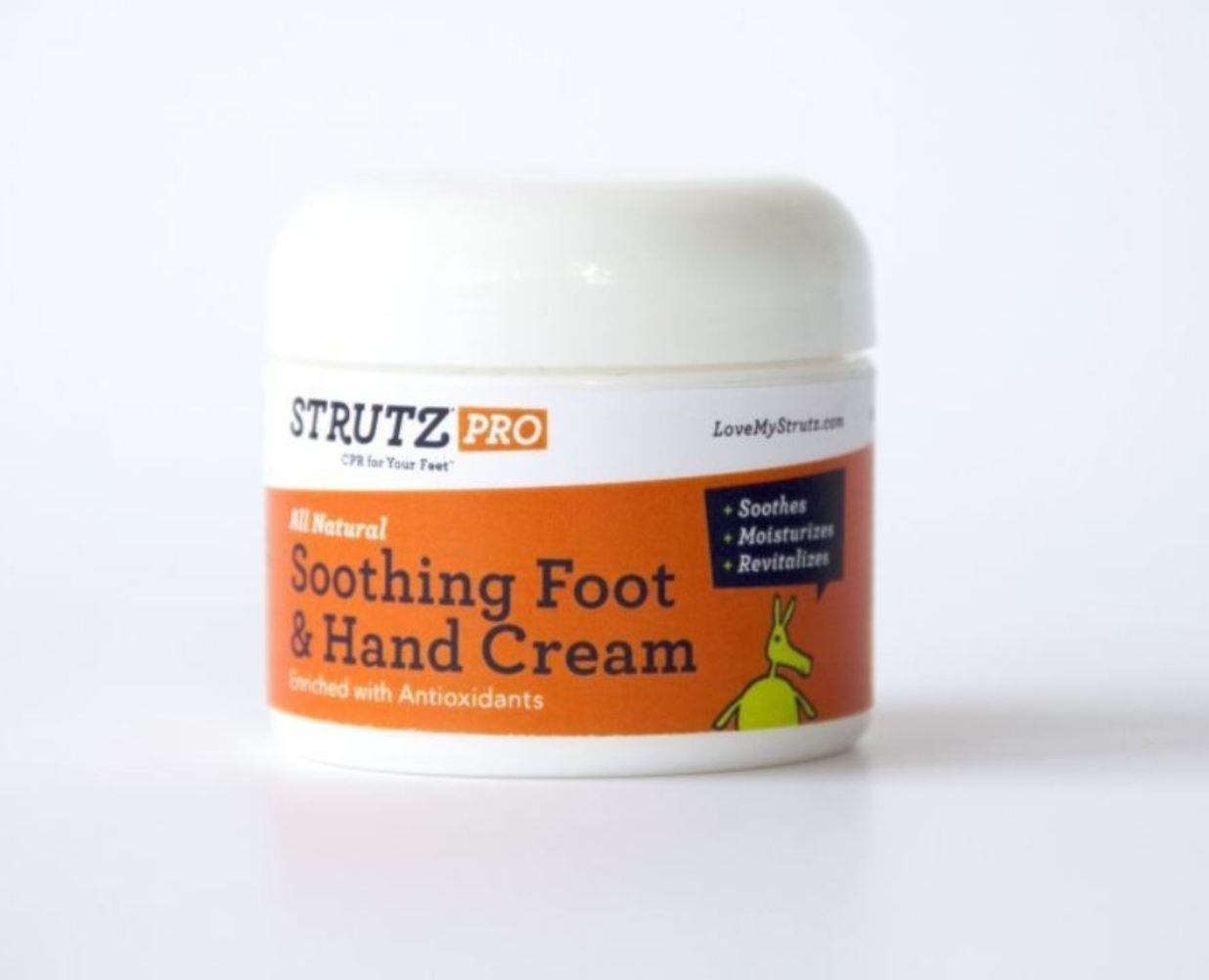 Strutz Soothing Hand & Foot Cream – Moisturize Dry Skin with Natural Ingredients