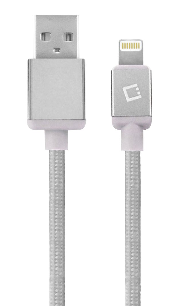 Cellet 8 Pin Lightning USB Data Sync/Charge Cable Compatible with Apple Iphone 11/ Pro/ Max XS/ Max XR X 8/ Plus 7 Ipad Air/Mini Ipad Pro 10.5-Inch MacBook Pro Retina/ Air 13-Inch/ 11-Inch