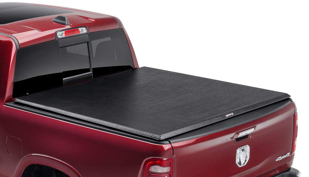 TruXedo TruXport Soft Roll Up Truck Bed Tonneau Cover | 248101 | fits 02-09 Dodge Ram 1500, 2500, 3500 8' bed