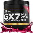 Pre Workout Gx7 - Sugar Free 30 Servings Cherry Flavor