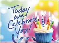 25 Happy Birthday Cards - Festive Cupcake Design - 26 White Envelopes - FSC Mix