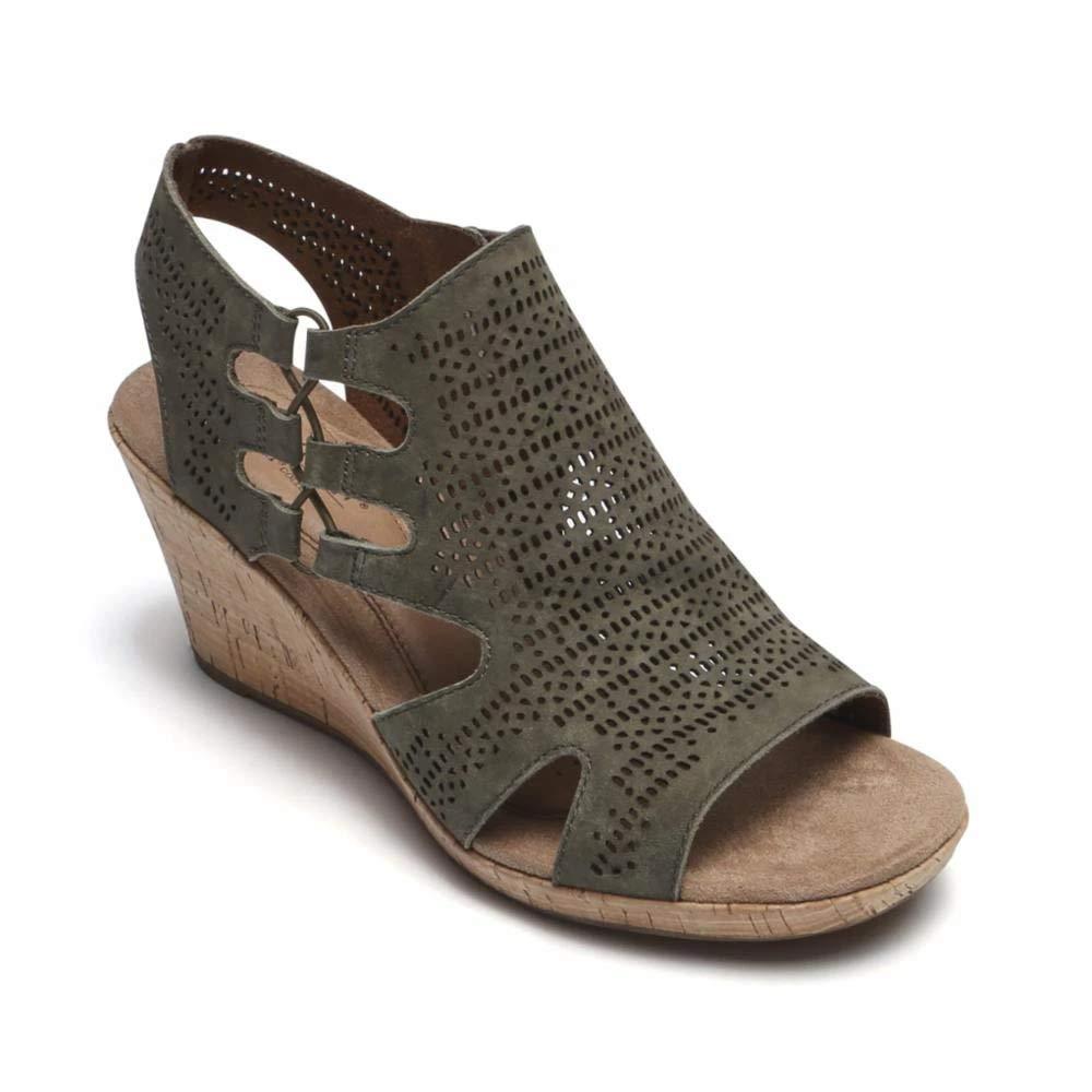 Cobb Hill Women's Janna Perf Boot Sandal