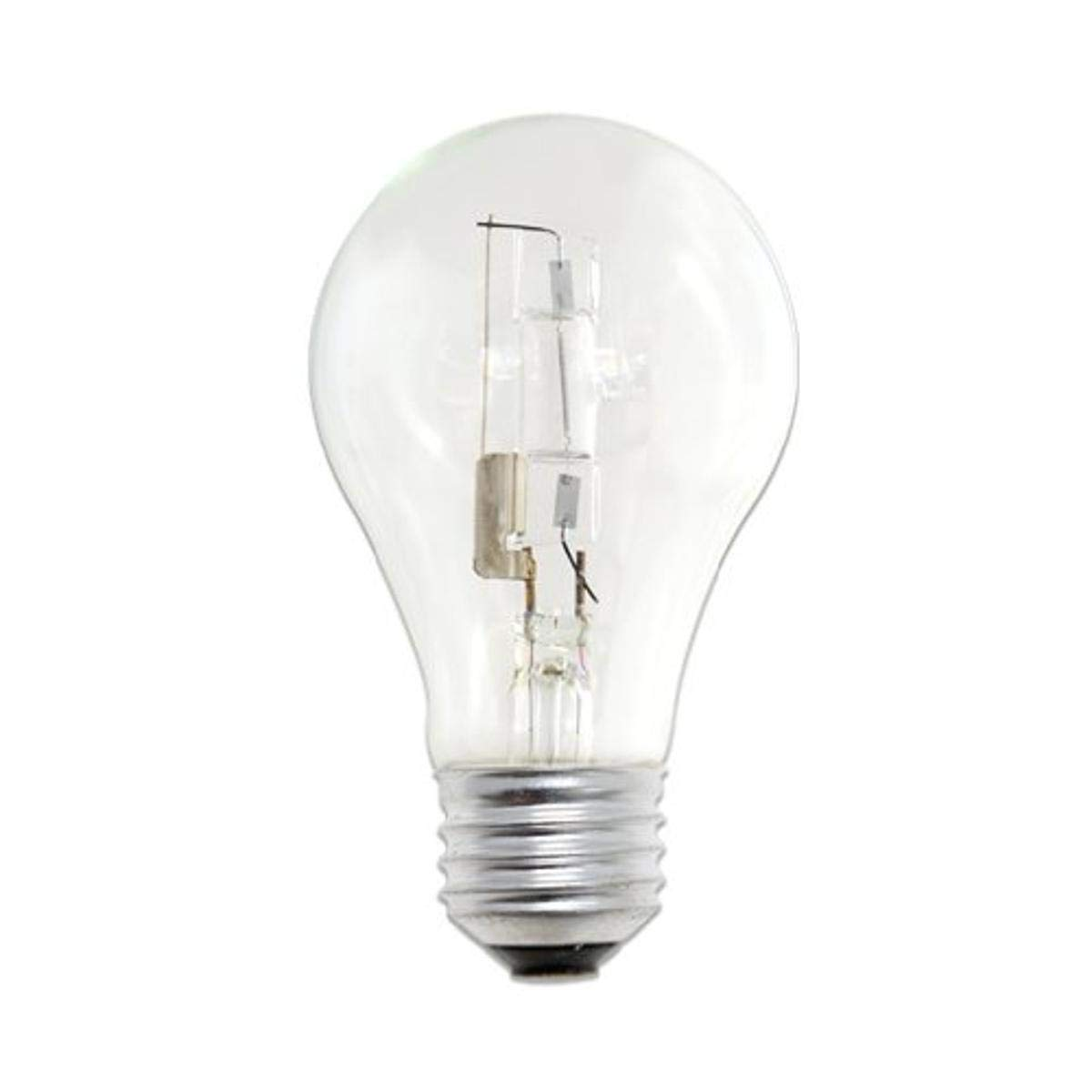 Bulbrite Halogen A19  29A19CL/ECO Eco-Friendly Halogen 29W A19, Clear, 2-Pack