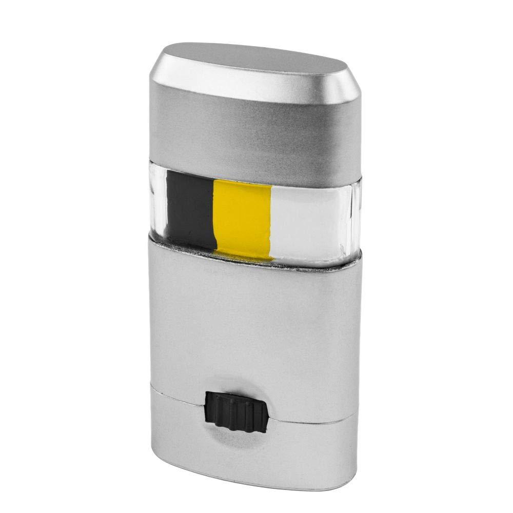 Artistry Closet ART-10004 Face Paint, Black Yellow White