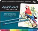 Aquablend by Spectrum Noir Spectrum Noir AquaBlend Watercolour Pencil Set-Primaries