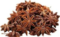 Soeos Star Anise Seeds (Anis Estrella), Whole Chinese Star Anise Pods, Dried Anise Star Spice, 2 LB.