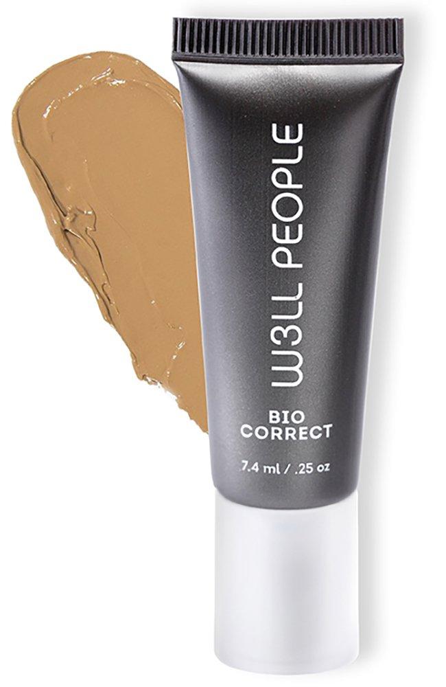 W3LL PEOPLE - Natural Bio Correct Multi-Action Concealer | Clean, Non-Toxic Makeup (Medium Dark)