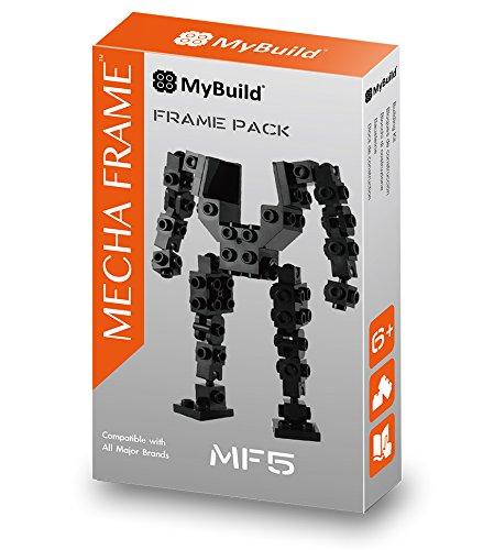 MyBuild Mecha Frame MF5 Basic Frame Model Bricks Building Toy Build a Robot or Your Own Creation