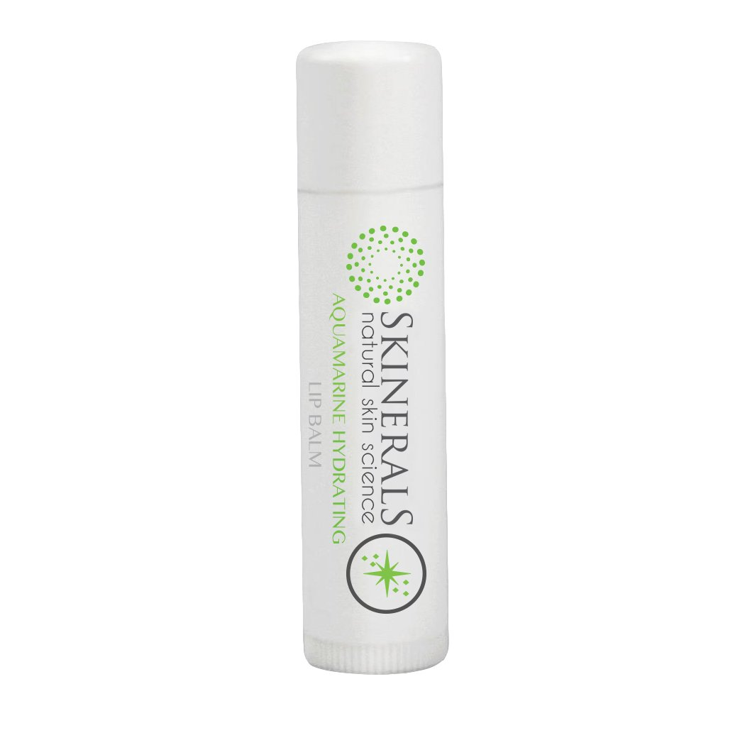 Skinerals Natural Organic Lip Balm – Tingly Peppermint
