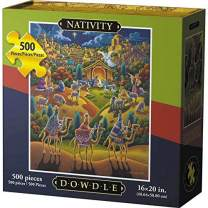 Dowdle Jigsaw Puzzle - Nativity - 500 Piece