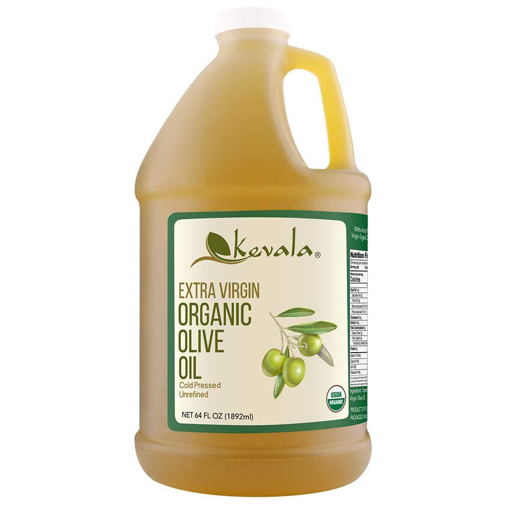 Kevala Organic Olive 1/2 Gal
