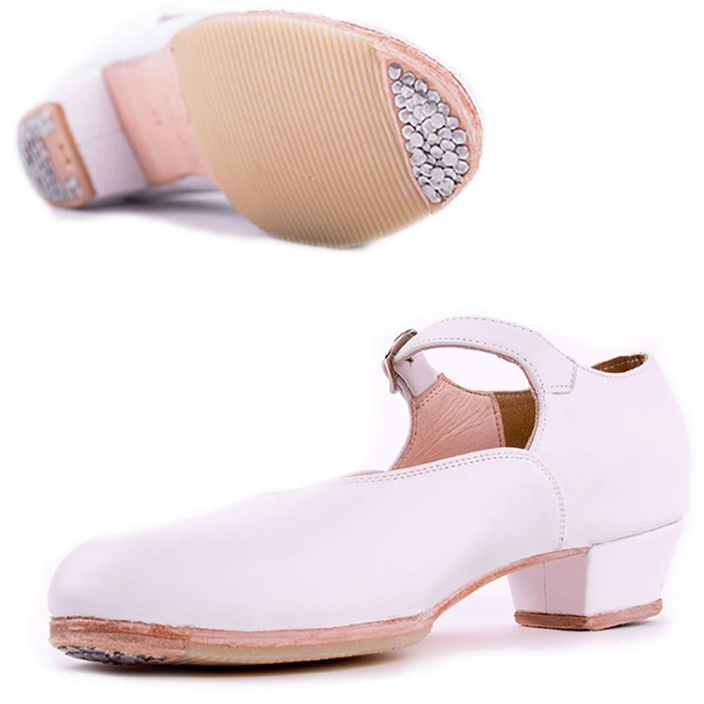 Little Kid Folklorico Flamenco Dance Shoes