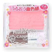 CANMAKE Powder Cheeks PW36 French Rose