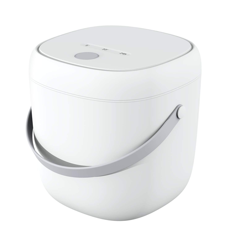 VELLEE UV Light Box, Portable LED UV-C Cleaner Case for Cell Phone, Underwear, Toys, Bottles, Toothbrush, Beauty Tools, Jewelry (White)