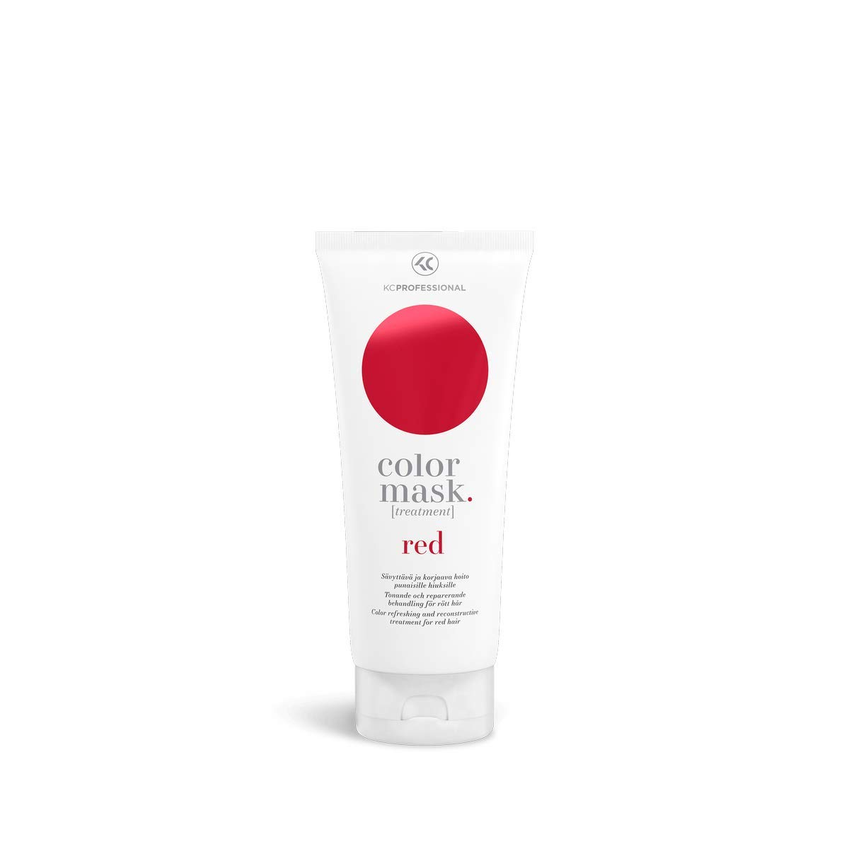 Color Mask Red Reconstructive Treatment - Toning Conditioner for Red Hair - 6.76 oz