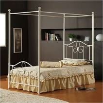 Hillsdale Furniture Westfield Metal Bed Set - Twin