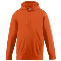 Augusta Sportswear unisex-adult Wicking Fleece Hooded Sweatshirt