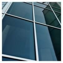 BDF NA35 Window Film Sun Control and Heat Rejection N35, Black (Medium) - 12in X 50ft
