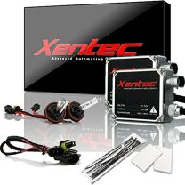 XENTEC 55W Standard Size Ballasts x 2 bundle with 2 x Xenon Bulb H11 (H8/H9) offroad 12000K (Blue Violet) offroad