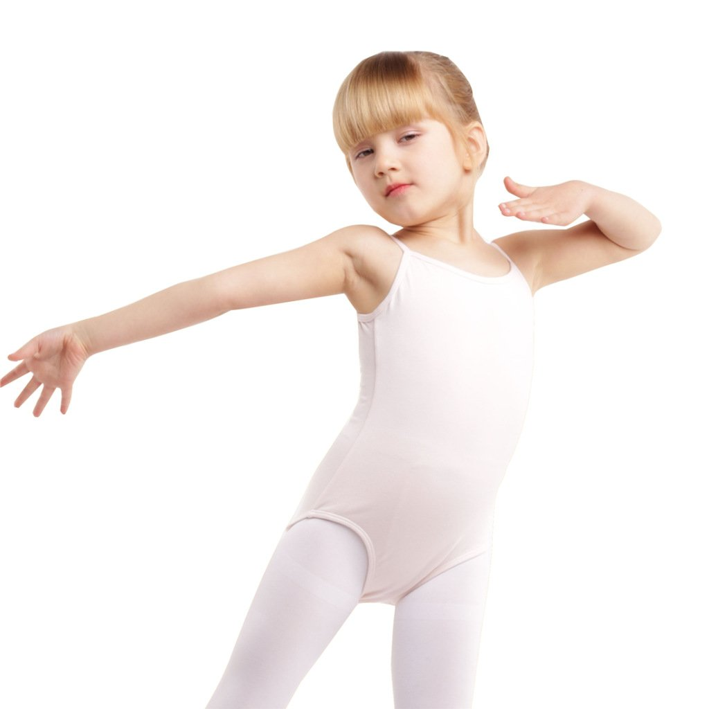Girl's Leotard For Ballet, Dance and Gymnastics