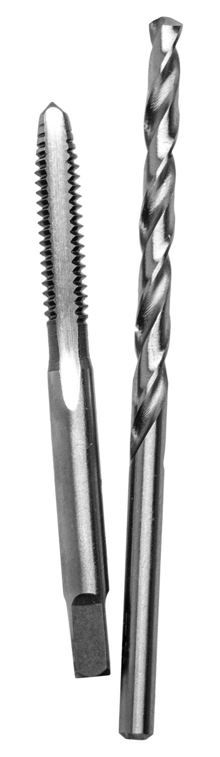 Century Drill & Tool 95306 10-24 NC Tap and #25 Drill Combo Pack