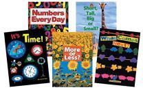 Childcraft Math Concepts Big Books Set 2, Pack of 5