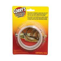 Corry's 100099017 Slug and Snail Repellent Copper Tape, 15'