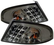 Spyder Auto ALT-YD-DSTR01-LED-SM Smoke LED Tail Light