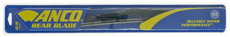 "ANCO AR-14B Rear Wiper Blade - 14"", (Pack of 1)"