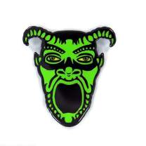 Dungeons & Dragons | Glowing Tomb of Horrors Enamel Pin | Glow in the Dark