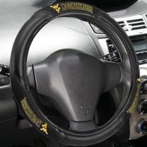Fremont Die NCAA Massage Grip Steering Wheel Cover