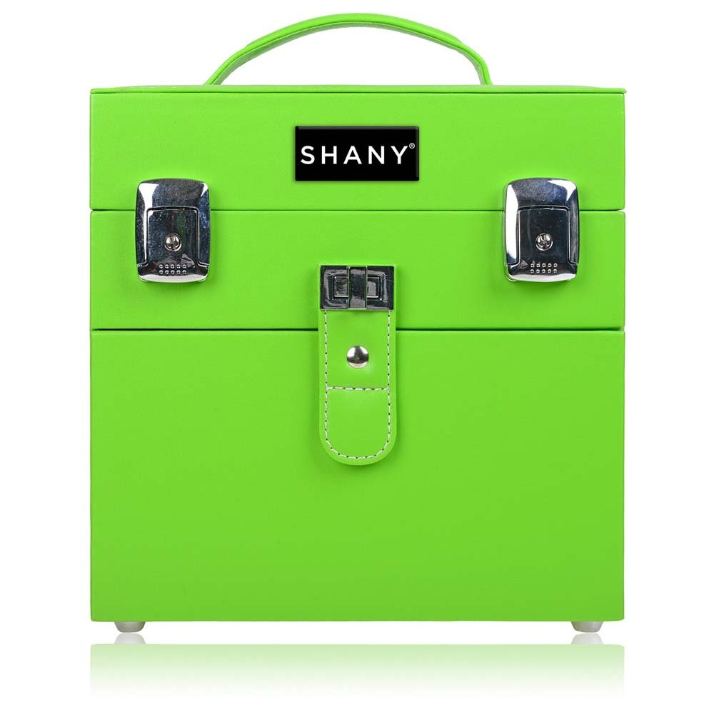 SHANY Color Matters - Nail Accessories Organizer and Makeup Train Case - Bird of Paradise