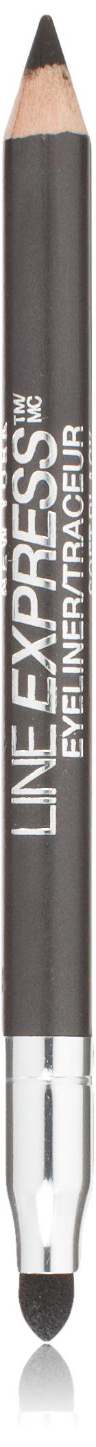 Maybelline New York Line Express Eyeliner, Soft Black 902, 0.035 Ounce , 1 gram